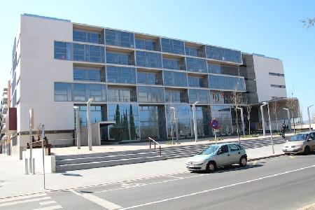 El flamant Palau de Justícia de Girona