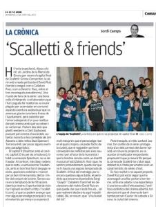 Crónica de Jordi Camps Llinnell que podeu llegir clicant a l'enllaç de més amunt