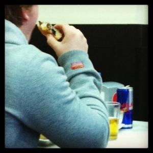 Esmorzar de campions