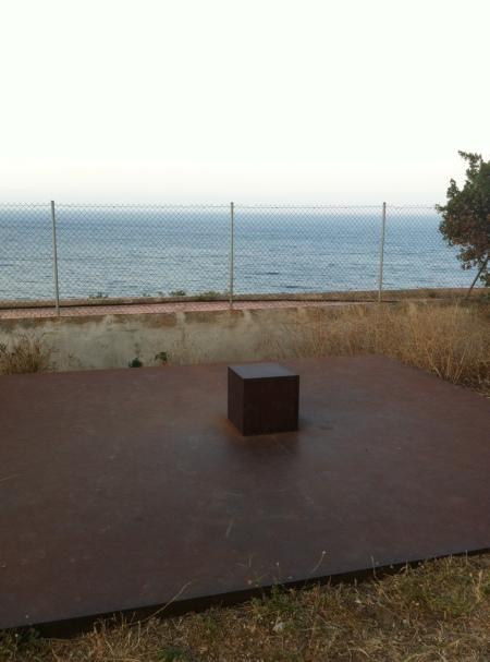 L'espai per a la reflexió de Dani Karavan