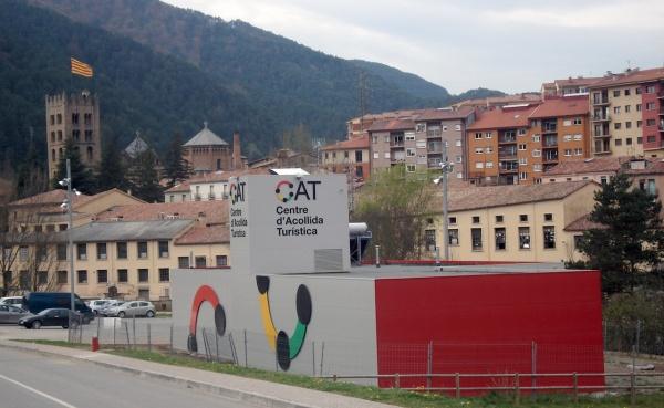El CAT construït a Ripoll, bressol de Catalunya