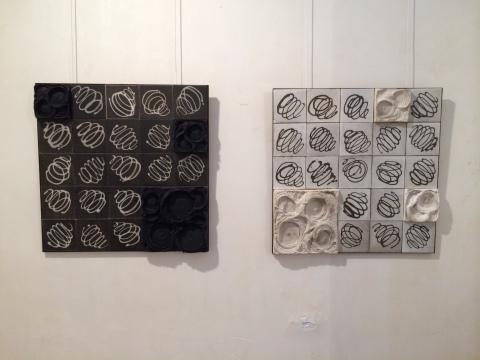 """""""Turbulències en blanc i negre"""" de Ramon Fort"""