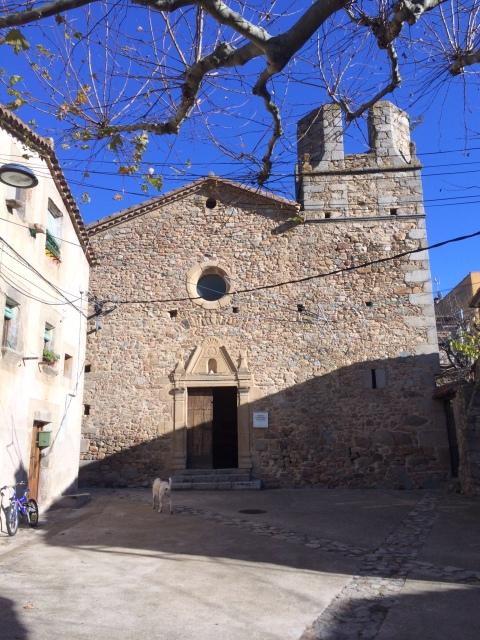 EsglÉsia parroquial de l'Estrada