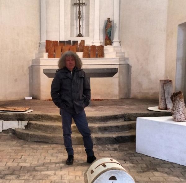 L'organitzador principal d'aquesta exposició col·lectiva: Antoni Federico