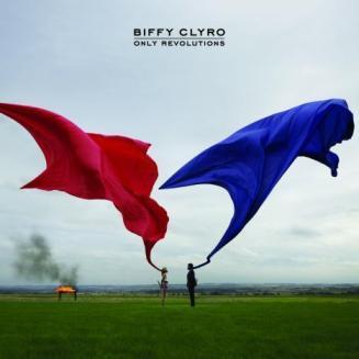 Portada d'Only Revolutions (2009). Un dels millors discos que he escoltat