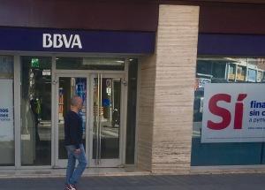 Oficina del BBVA a Figueres